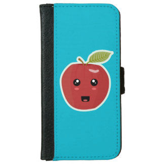 Kawaii Apple Funda Cartera Para iPhone 6