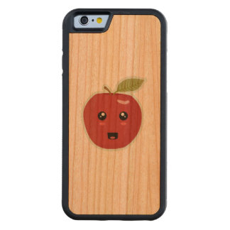Kawaii Apple Funda De iPhone 6 Bumper Cerezo