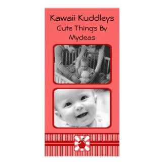 Kawaii Apple (Girl) Photo Cards