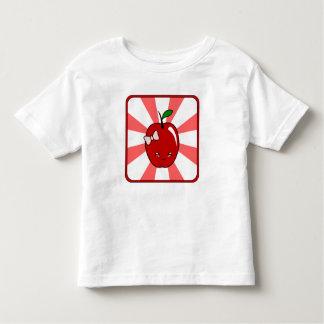 Kawaii Apple (Girl) Toddler T-shirt