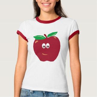 Kawaii Apple Ladies T-shirt