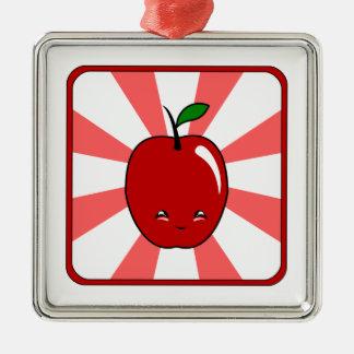 Kawaii Apple muchacho Ornato