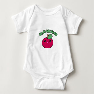 Kawaii Apple T Shirt