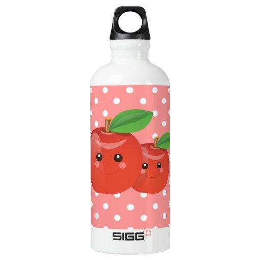 Kawaii Apples SIGG Traveler 0.6L Water Bottle