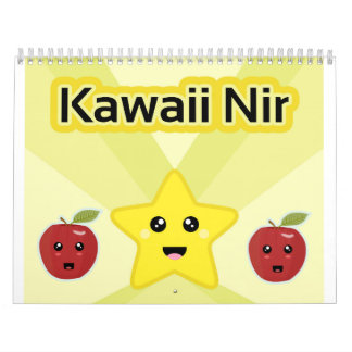 Kawaii Awesome Calendar