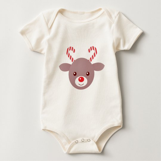 Kawaii Baby Bodysuit