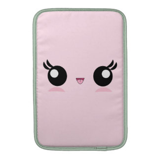 Kawaii Baby Face Macbook Air case MacBook Sleeve