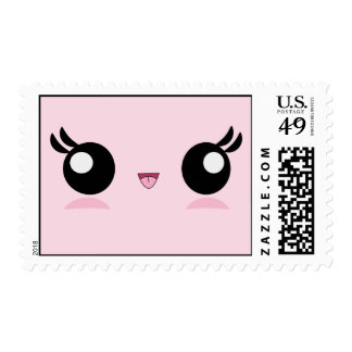 Kawaii Baby Face stamps