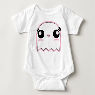 Kawaii Baby Ghost Halloween Infant Creeper