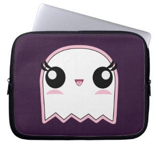 Kawaii Baby Ghost Halloween Laptop Sleeve