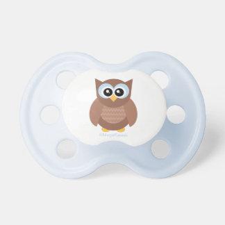 Kawaii Baby Owl Pacifier BooginHead Pacifier