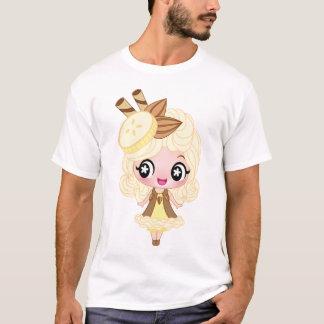 Kawaii Banana Cream Girl T-Shirt
