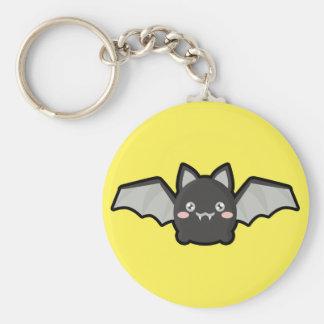 Kawaii Bat Keychain