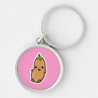 Kawaii Bean keychain