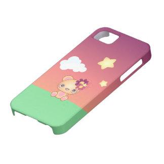 Kawaii Bear iPhone 5 Covers