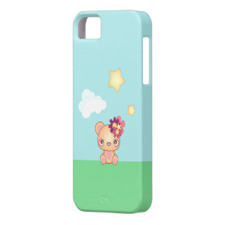 Kawaii Bear iPhone 5 Cover