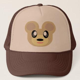 KAWAII BEAR HONEY SWEET ANIMAL FRIEND  TRUCKER HAT