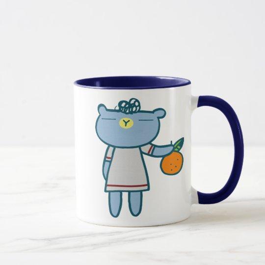 kawaii bear mug