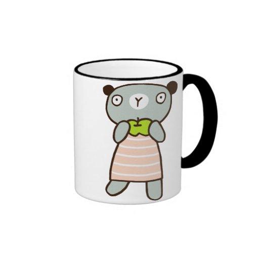 kawaii bear mugs