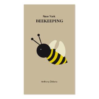 kawaii Bee beekeeping Business Card