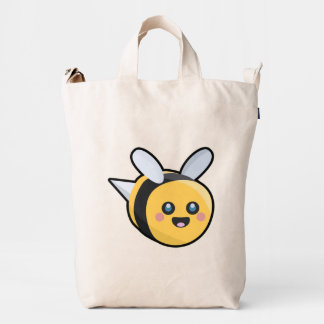 Kawaii Bee Duck Bag