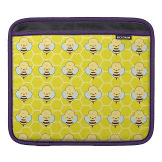 Kawaii Bee iPad Sleeve