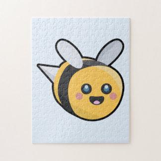 Kawaii bee jigsaw puzzle