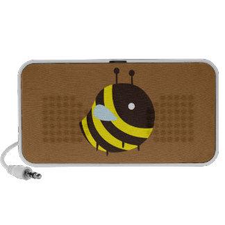 KAWAII BEE VERY CUTE FLYING BEE BUMBLEBEE TRAVELLING SPEAKER