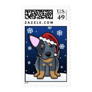 Blue Heeler Cards Blue Heeler Card Templates Postage Invitations | Dog ...