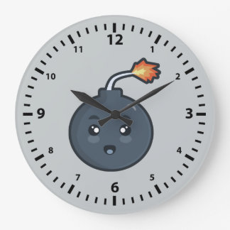 Kawaii Bomb Clock