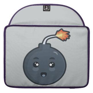 Kawaii Bomb Sleeve For MacBook Pro