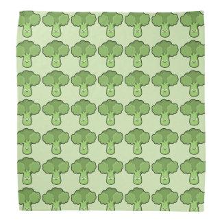Kawaii Broccoli Bandana