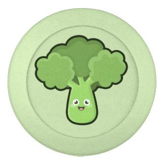 Kawaii Broccoli Button Covers