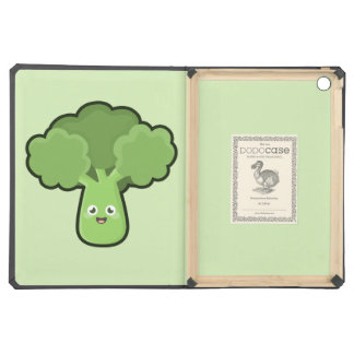 Kawaii Broccoli Cover For iPad Air