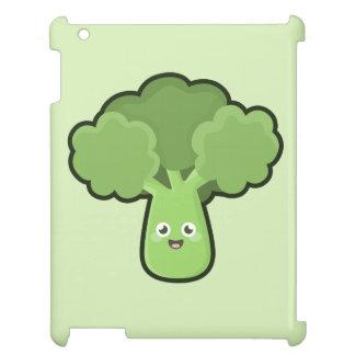 Kawaii Broccoli iPad Covers