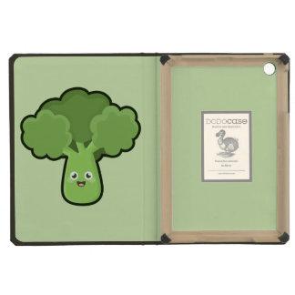 Kawaii Broccoli iPad Mini Retina Cover