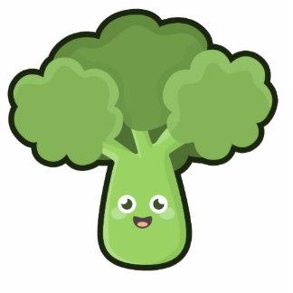 Kawaii Broccoli Statuette