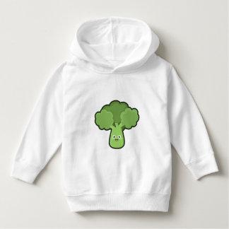 Kawaii Broccoli Toddler Hoodie