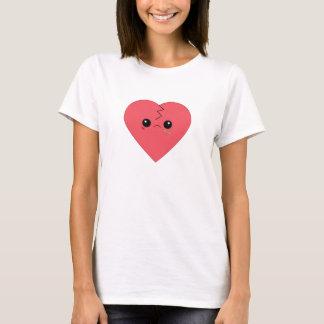 Kawaii broken heart t-shirt