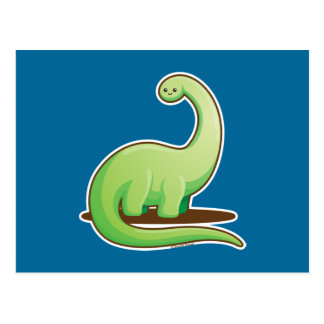 Kawaii Bronto Postcard