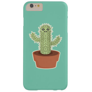 Kawaii Cactus Barely There iPhone 6 Plus Case