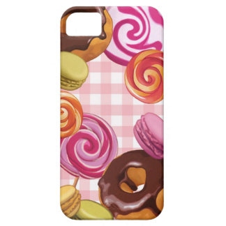 Kawaii candy iPhone SE/5/5s case