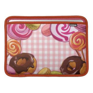 Kawaii candy sleeve for MacBook air