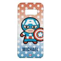Kawaii Captain America With Shield