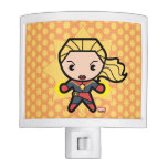 Kawaii Captain Marvel Photon Engery Night Light