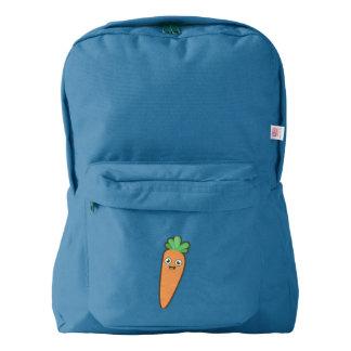 Kawaii Carrot American Apparel™ Backpack