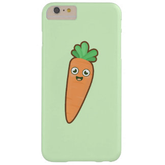 Kawaii Carrot Barely There iPhone 6 Plus Case