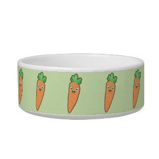 Kawaii Carrot Bowl