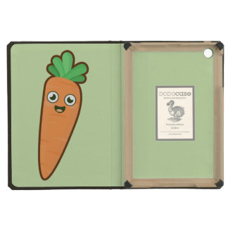 Kawaii Carrot iPad Mini Retina Covers