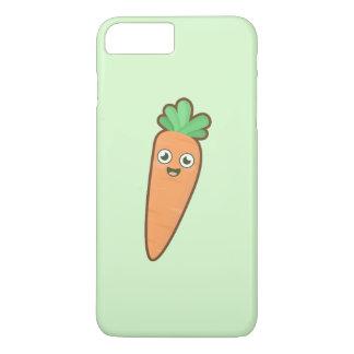 Kawaii Carrot iPhone 8 Plus/7 Plus Case